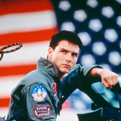 The First Look At Top Gun 2 Is Here!