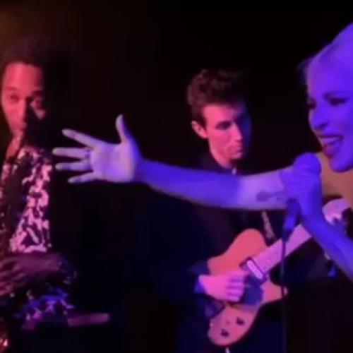 Lady Gaga Surprises Hollywood Jazz Club An Amazing Show