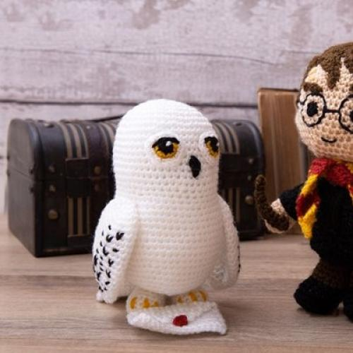 Aldi Is Launching Harry Potter Crochet And Knitting Kits