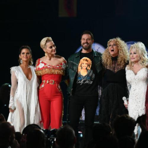 Dolly Parton Honoured At 2019 Grammys