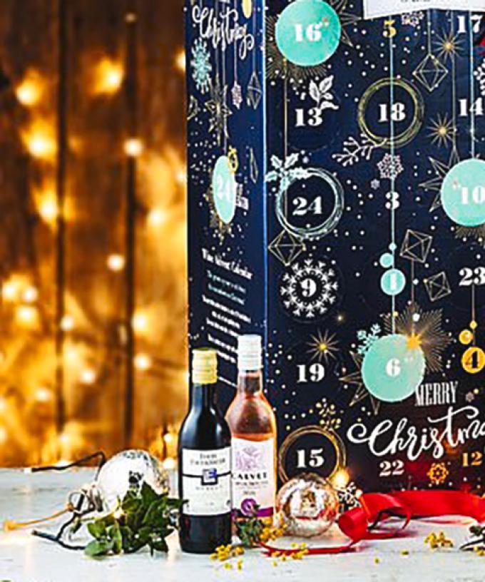Aldi Wine Advent Calendar.Aldi Launches Beer And Wine Advent Calendars