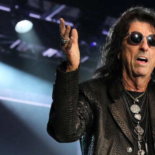 Alice Cooper Thinks Next Rockstar Biopic Should Be About Him