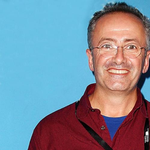 Jonesy & Amanda Talk To Andrew Denton About His New Show