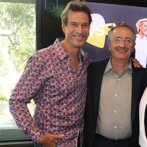 Andrew Denton Talks About His Interview With Angry Anderson