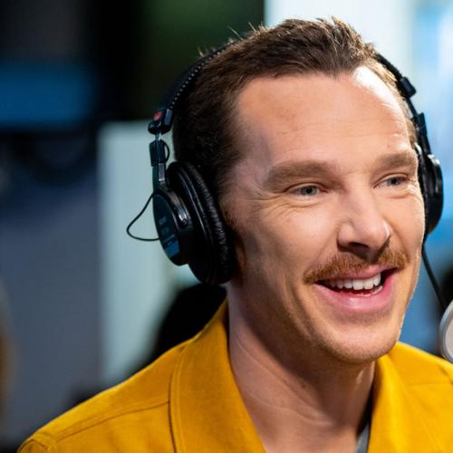 Jonesy & Amanda Could Listen To Benedict Cumberbatch All Day