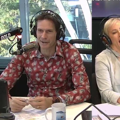 Jonesy & Amanda On The Dramas Of Book Week
