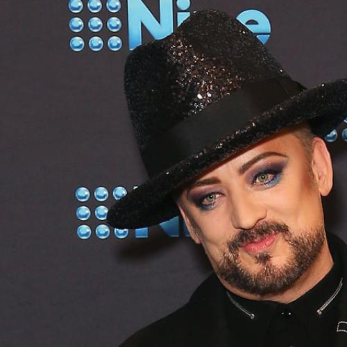 Jonesy & Amanda Speak To Boy George