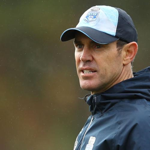 Jonesy & Amanda Chat To Blues Coach Brad Fittler