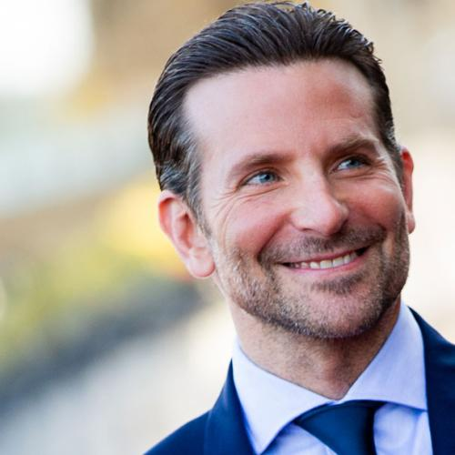 Bradley Cooper Tells Us About Working With Lady Gaga