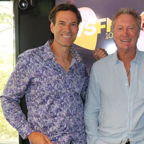Jonesy & Amanda Speak To Aussie Star Bryan Brown