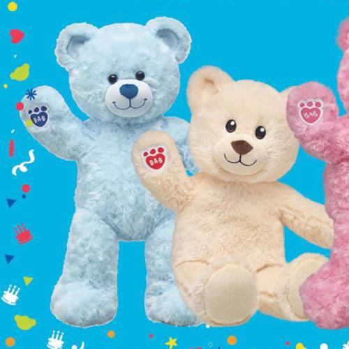 Pay Your Age Day At Build-A-Bear Australia This Week