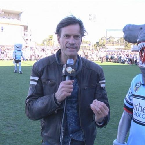 Jonesy Went To Shark Park, But Could He Find Any Players???