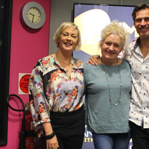 Jonesy & Amanda Chat To Wentworth Star Celia Ireland