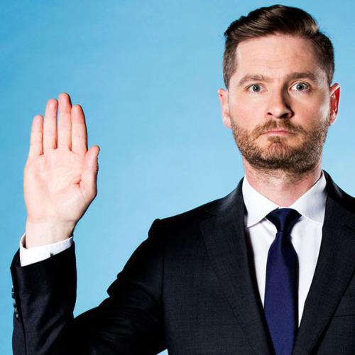 Charlie Pickering Tells Us About His Show 'Tomorrow Tonight'