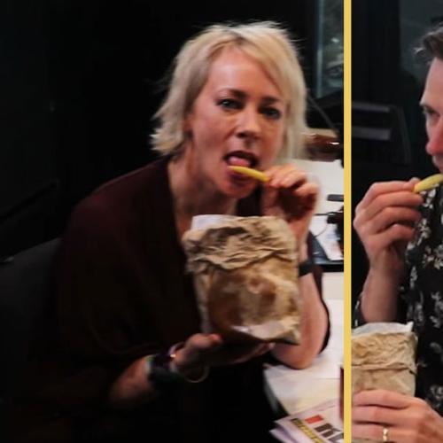 Jonesy & Amanda's #ChipChallenge