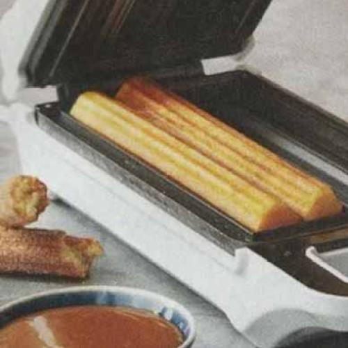 Love Churros? You're Gonna Froth Over This Aldi Special Buy