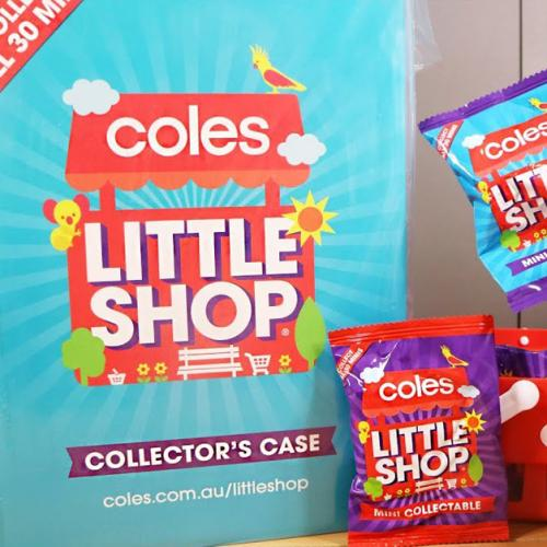 Mum Claims Coles Staff Swiped Little Shop Collectable Case