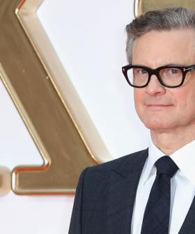 Katherine Tulich Speaks To Colin Firth