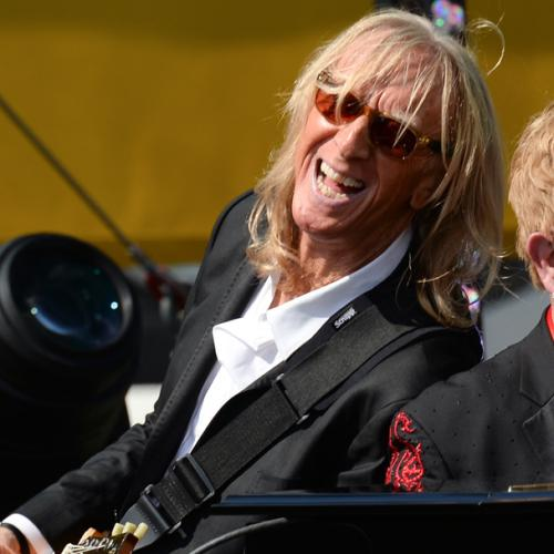 Guitarist Davey Johnstone On 50 Years Working With Elton