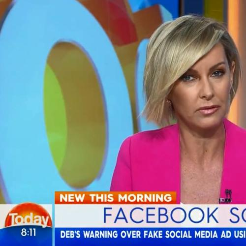 Aussie Tv Host Warns Of Facebook Ad Scam