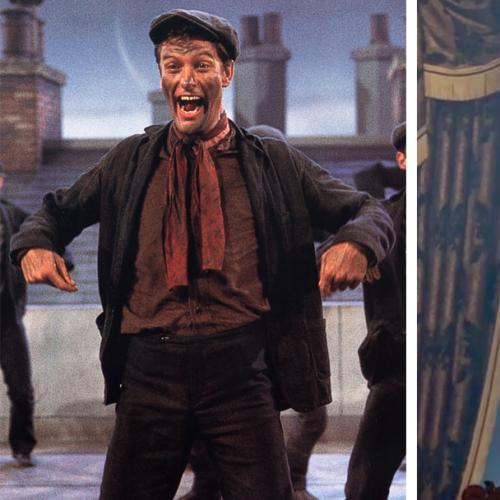 92 Yo Dick Van Dyke Steals The Show In Mary Poppins Trailer