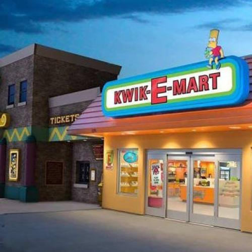 A Real-Life Kwik-E-Mart Has Opened (And It's Here To Stay)!