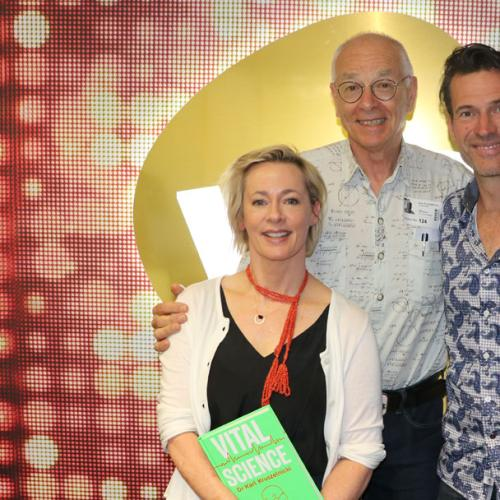 We Check Out The Big Brains On Dr Karl!
