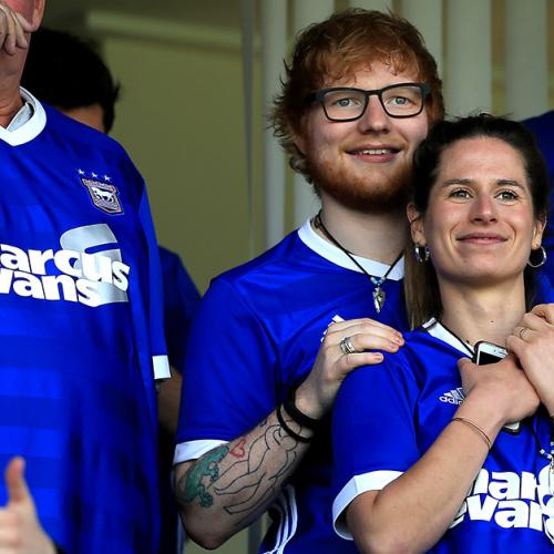 Did Ed Sheeran Just Get Married? It Sure Looks Like It!