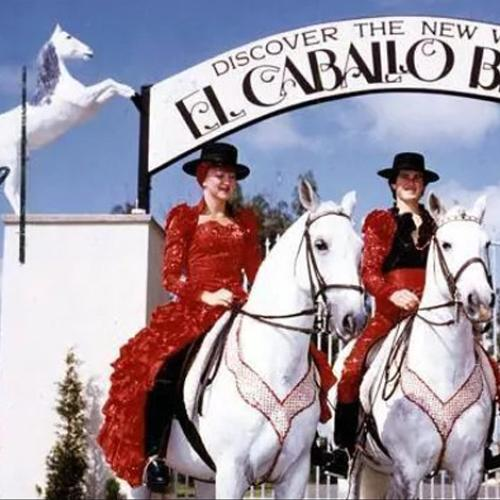 See What El Caballo Blanco Looks Like Today