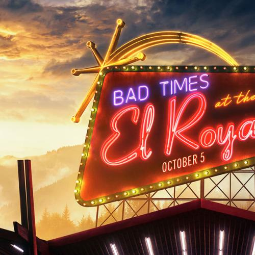 Katherine Tulich With The Bad Times At The El Royale Cast
