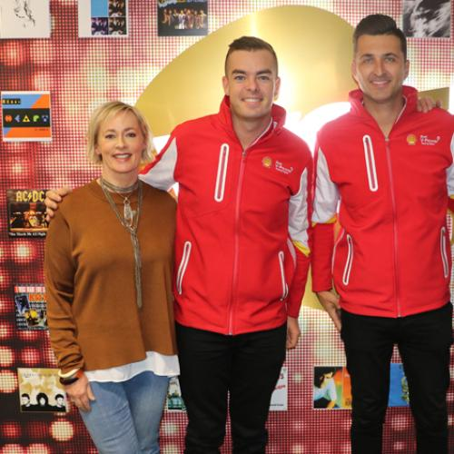 V8 Drivers Fabian Coulthard and Scott McLaughlin Join Us