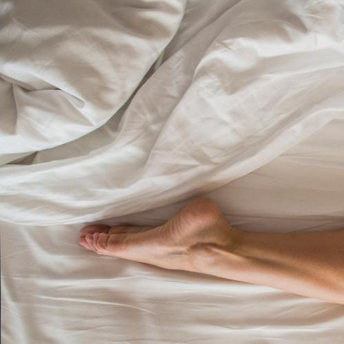 Save Your Bed Sheets From Fake Tan With This Genius Trick!