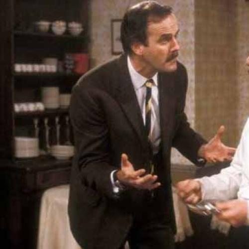 Fawlty Towers Named Best British Sitcom