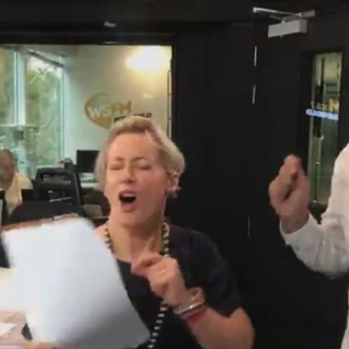 Jonesy & Amanda Work Out The Words To Aussie Crawl's 'Errol'