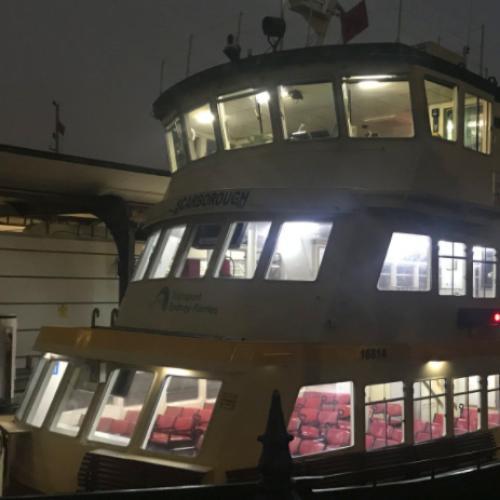 Flights Delayed, Ferries Cancelled As Fog Blankets Sydney