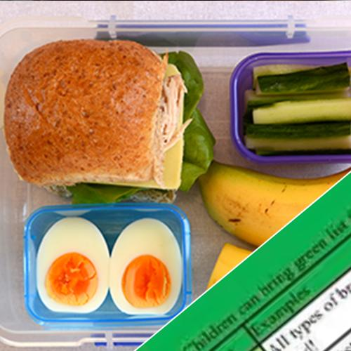 Mum Freaks Out After School Hands Her Three Lists Of Foods