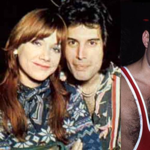 18 Pictures Of Freddie Mercury With 'Love Of His Life' Mary