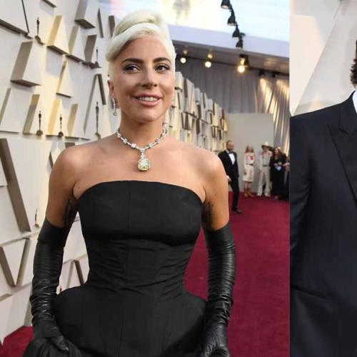 Twitter Reacts To Bradley Cooper & Lady Gaga's Oscar Seats