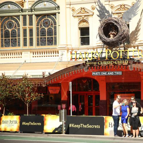 50,000 New Harry Potter and the Cursed Child Tickets On Sale
