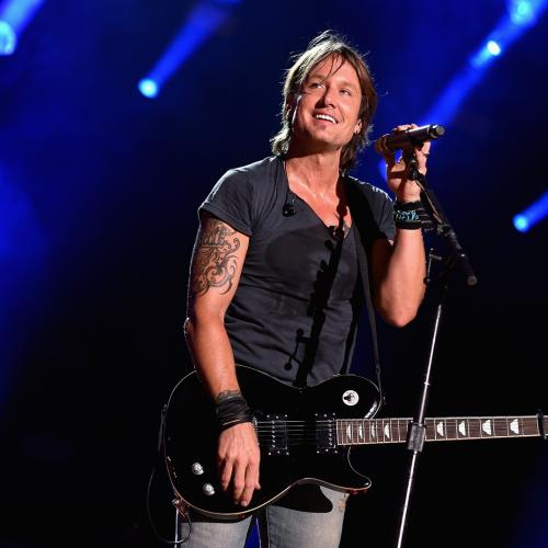 Keith Urban Brings Graffiti U World Tour to Australia