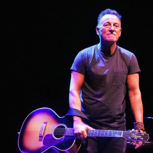 Bruce Springsteen's Broadway Show Headed to Netflix