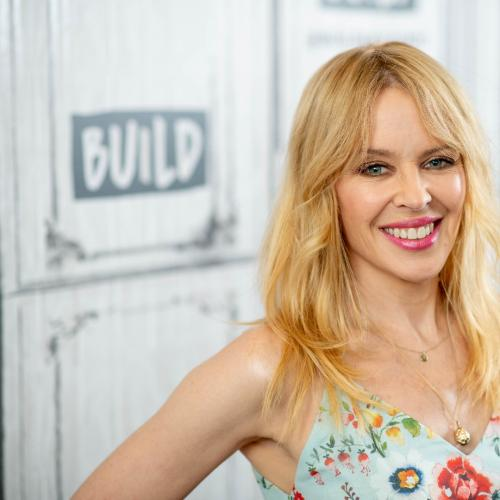 Kylie Minogue Is Still Spinning Around... At 50!