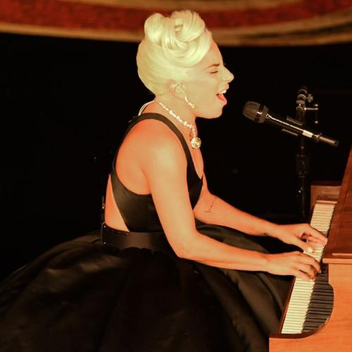 Lady Gaga Wins Her First Academy Award After Gorgeous Duet