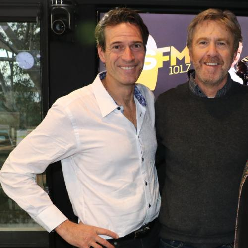 We Chat To Glenn Robbins Mate Russell Coight