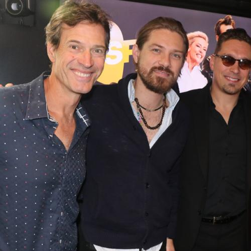Jonesy & Amanda With Hanson