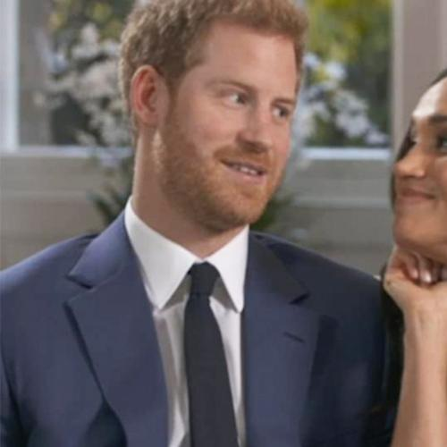 Announcement On Prince Harry & Meghan's Trip To Australia