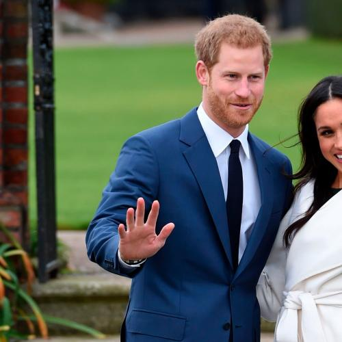 Prince Harry & Meghan Send Royal Watchers Into Meltdown
