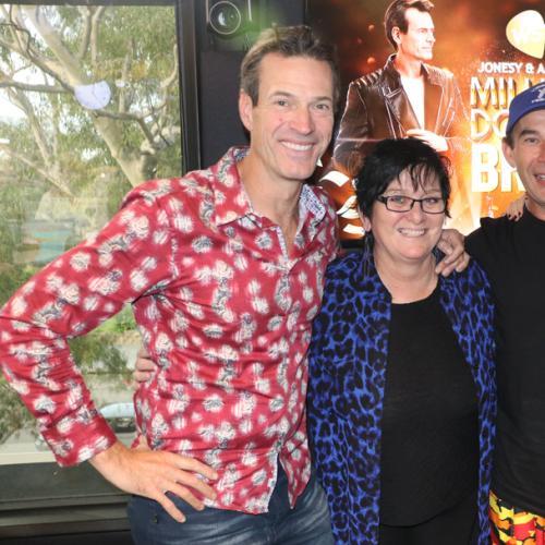 Watch Jonesy & Amanda Try To Bribe Listeners Tony & Lorraine