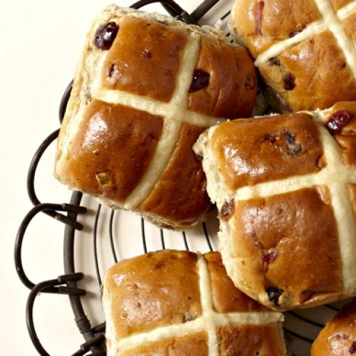 Hot cross buns have already started to appear in supermarket