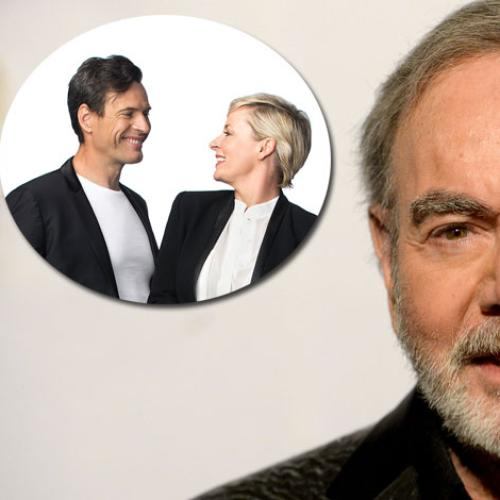Did Jonesy Scare Neil Diamond?